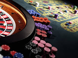 roulette casino jetons table