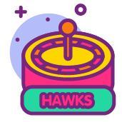 martingale hawks