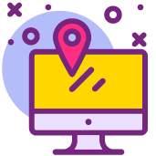 ordinateur et localisation