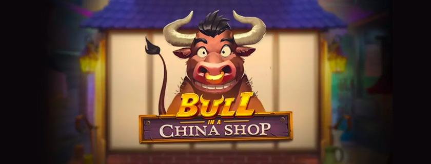 Play'n Go Bull in a China Shop